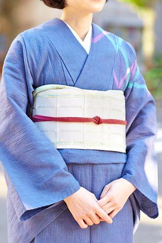 半巾帯シュシュ_ベージュ_¥25,000